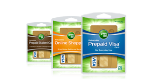 Green Dot Reloadable Prepaid Debit Card