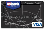 U.S. Bank Convenient Cash Card