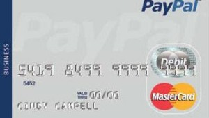 how to add visa debit card to paypal