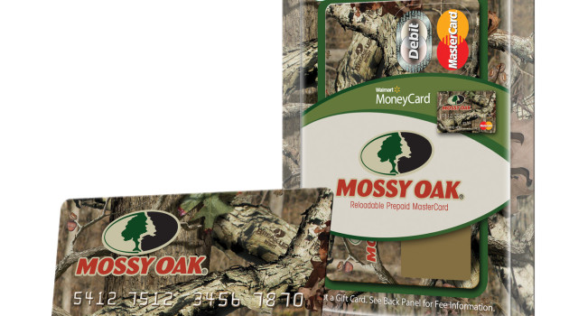Mossy Oak Announces New Prepaid Debit Card Exclusively at Walmart