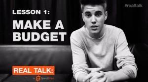 SpendSmart Names Justin Bieber as Brand Ambassador