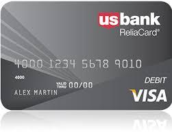 US Bank Reliacard Prepaid Visa Complaints- 7+ Debit Card Reviews