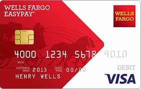 Wells Fargo (WF) EasyPay Prepaid Visa Card: 13 Customer Reviews