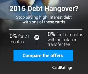 STOP PAYING HIGH INTEREST IN 2016: TRANSFER YOUR BALANCE TODAY AND SAVE