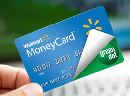 green dot and walmart expand prepaid partnership - Green Dot Visa Debit Card