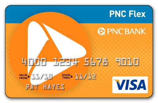 Pnc Bank Card