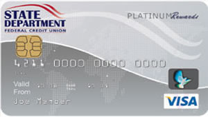 State Department Federal Credit Union (SDFCU) Secured Card Review