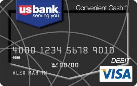 Prepaid Credit Cards >> U.S. Bank Prepaid Card Review (Visa Cash Card)