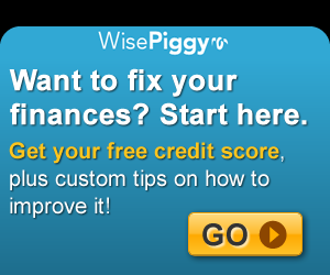 Wise Piggy banner graphic