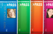 American Express PASS for parents