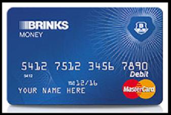 brinks card review - Mastercard Prepaid Card