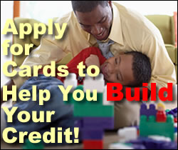 Cards to Help You Build Credit