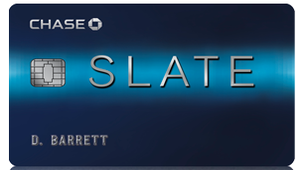 Chase Slate Credit Card Review