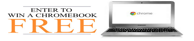 Enter to Win a Chromebook and Get your Truly Free Credit Score!