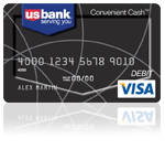 main-us bank convenient card visa