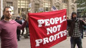 A True Wall Street Occupation?