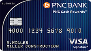 PNC Cash Rewards Business Card Review