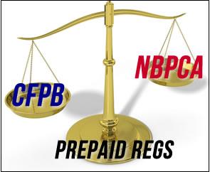 Scales of Justice: CFPB vs NBPCA