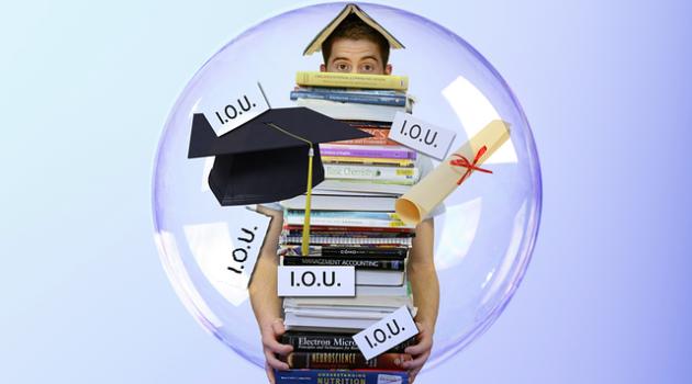 Crushing student Loan debt got you down?