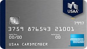 USAA Secured Card American Express Card